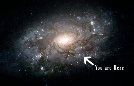 you are here milky way galaxy - photo #4